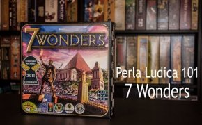 Perla Ludica 101 - 7 Wonders