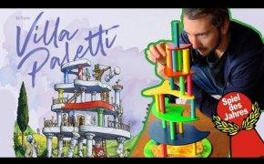 Villa Paletti - Il gioco dell'EQUILIBRIO!