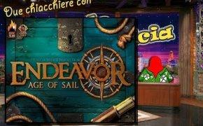 Endeavor Age of Sails - Due chiacchiere con il Meeple con la Camicia