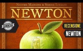 Newton- Recensione Gioco da Tavolo