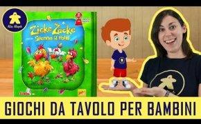 Spenna il Pollo - Gioco da Tavolo per Bambini - 4+ anni