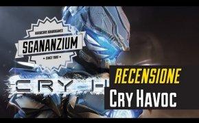 Sgananzium #044 - Cry Havoc