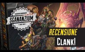 Sgananzium #042 - Clank!