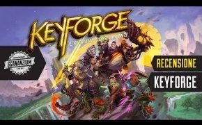 KeyForge - Recensione Gioco da Tavolo