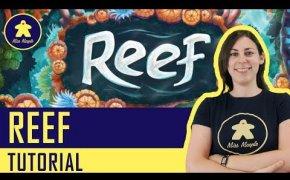 Reef Tutorial - Gioco da Tavolo - La ludoteca #70