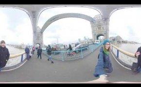 Il Teo delle cinque #2 - London Tower Bridge (360°)