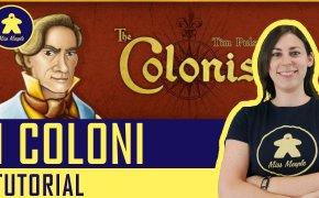 I Coloni Tutorial – Gioco da Tavolo – La ludoteca #66