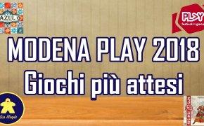 I giochi da tavolo più attesi di Modena Play 2018