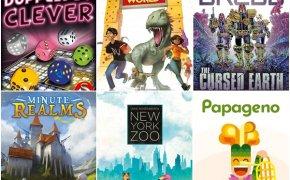 [Ieri Sera sui Nostri Tavoli] New York Zoo, Minute Realms, Papageno e altri 3!