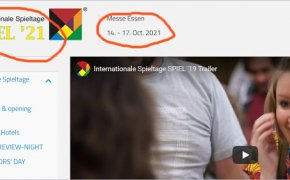 Essen 2020 - Cancellata!!!