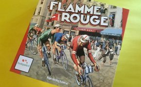 Flamme Rouge Unboxing