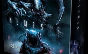 Nemesis, in anteprima prova su strada intergalattica