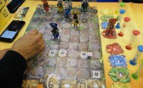 Digital Board Game WK45
