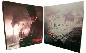 I confronti: Brass Lancashire vs Brass Birmingham