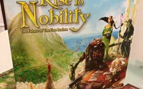 Di Rise To Nobility e di sproloqui su Kickstarter