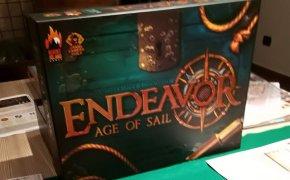 Endeavor: Age Of Sail kickstarter Deluxe Edition