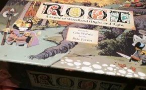 Root e la cronaca del fantabosco