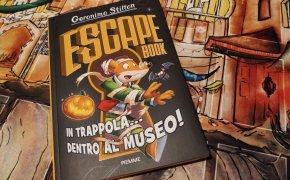 Escape Book – Un librogame con Geronimo Stilton