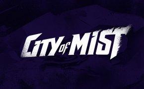 Aperti i pre-ordini per il GdR noir City of Mist