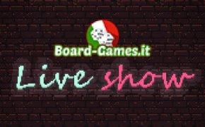 Board-Games.it Live Show – Puntata del 13 novembre 2018