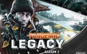 Pandemic Legacy Season 2: La diretta