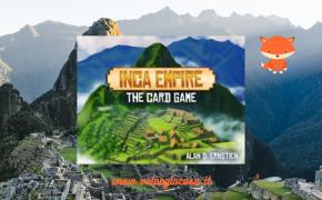 Inca Empire – The Card Game: diventare il più influente governatore della regione