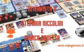 Stefania Niccolini e Marco Canetta: un'intervista in vista del prossimo Kickstarter