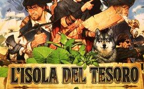 L'isola del tesoro – gioco da tavolo