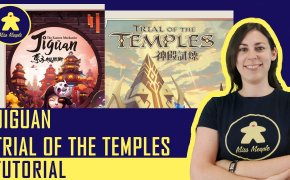 JIGUAN & TRIAL OF THE TEMPLES – EmperorS4 Tutorial – La ludoteca #98
