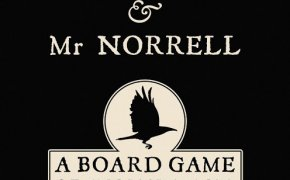 [Recensione] Jonathan Strange & Mr Norrell: A Board Game of English Magic