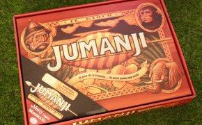 Jumanji Il Gioco da Tavolo