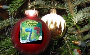 Calendario dell'Avvento: Pallina numero 21. Jurassic Snack di Playagame