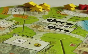 Keyflower: costruisci la tua esagonale città