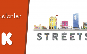 Streets, il nuovo gioco di Haakon Hoel Gaarder (Villagers) arriva su Kickstarter