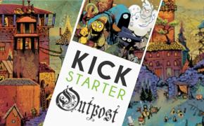 Kickstarter Outpost #2 – Gennaio 2020