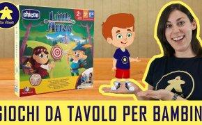 Little Arrow – Gioco da Tavolo per Bambini – 3+ anni – Chicco