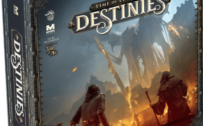 [KS Preview] Time of Legends: Destinies