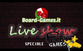 Board-Games.it Live Show, le monografie: Fever Games