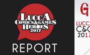 Lucca Comics Report