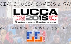 Road to Lucca Comics and Games 2018: cosa ha in serbo GGStudio ?