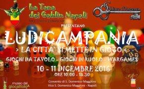 Ludicampania 2016: Napoli si mette in gioco
