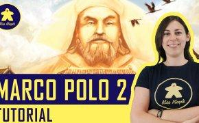 Marco Polo 2 Tutorial – Gioco da Tavolo – La ludoteca #92