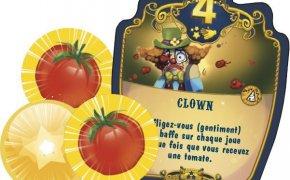 Attenti ai Pomodori! Meeple Circus Tomatoes & Awards – Matagot