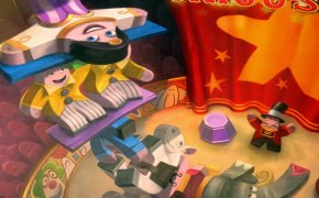 Meeple Circus – Unboxing