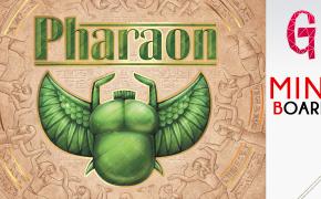 Miniboard #37: Pharaon