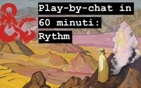 Tutorial D&D Play-by-chat in 60 minuti: Get Rythm…