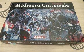Medioevo Universale – Unboxing