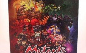 Kickstarter Preview: Mutants The Card Game