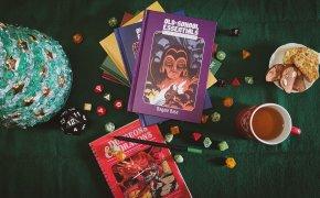 Consigli per un Natale ludico – Giochi di Ruolo