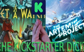 The artemis project + Set a watch – Che kickstarter dici?!